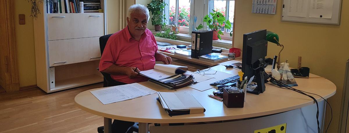 Ehrenamt:  Vize-Oberbürgermeister